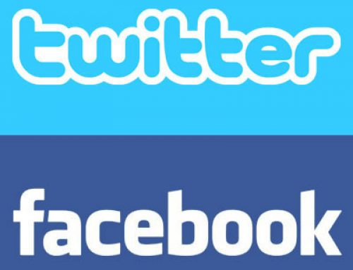 Like us on Facebook & Twitter